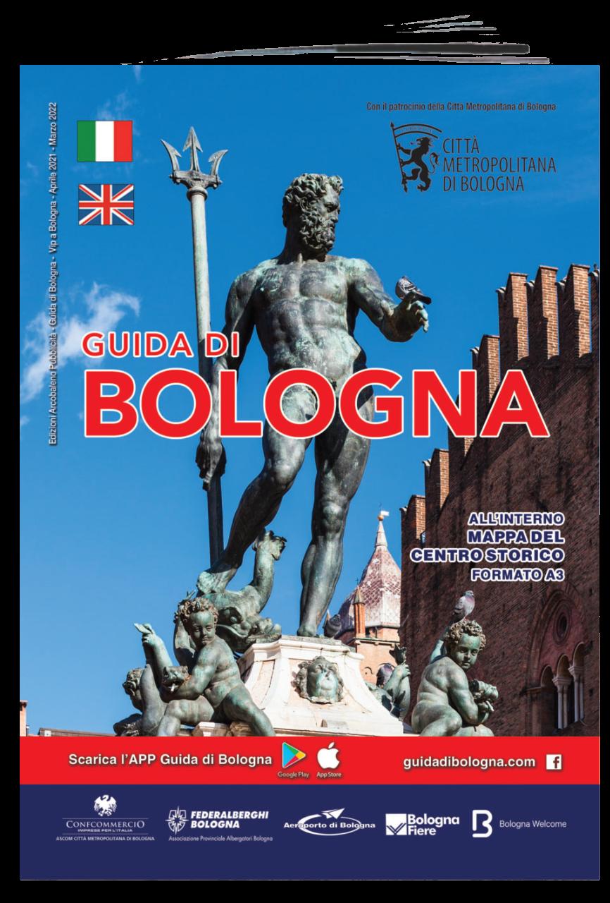 Copertina Guida di Bologna 2021