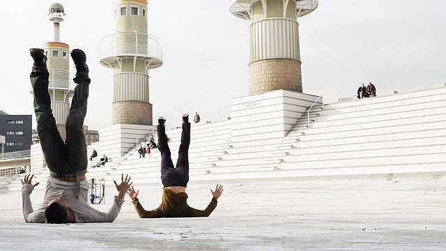 3 ed PHYSICAL MOMENTUM PROJECT danza urbana
