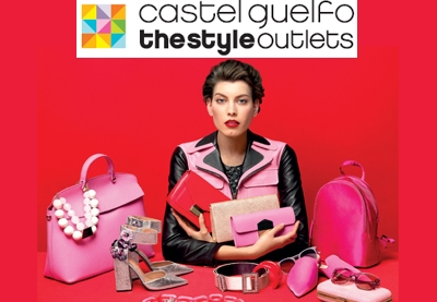 CASTEL GUELFO OUTLET, ENJOY THE EXPERIENCE OF SHOPPING