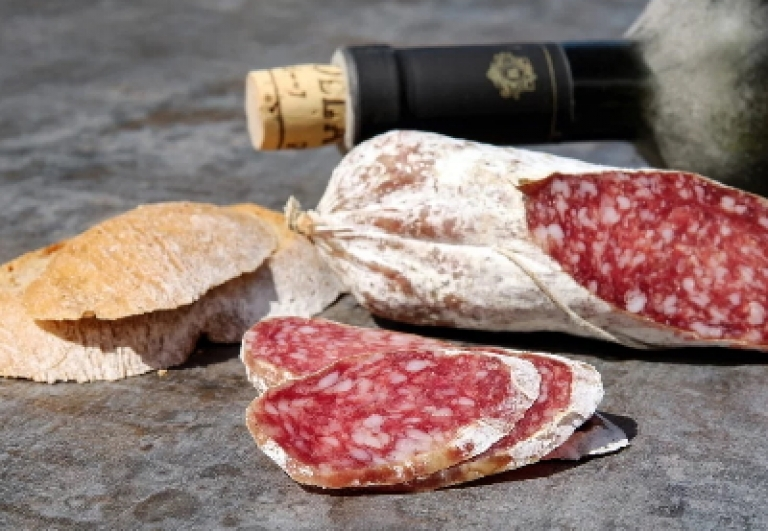 Pane e Salame Archiginnasio