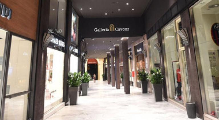 galleria cavour bologna