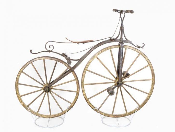 agli albori del ciclismo
