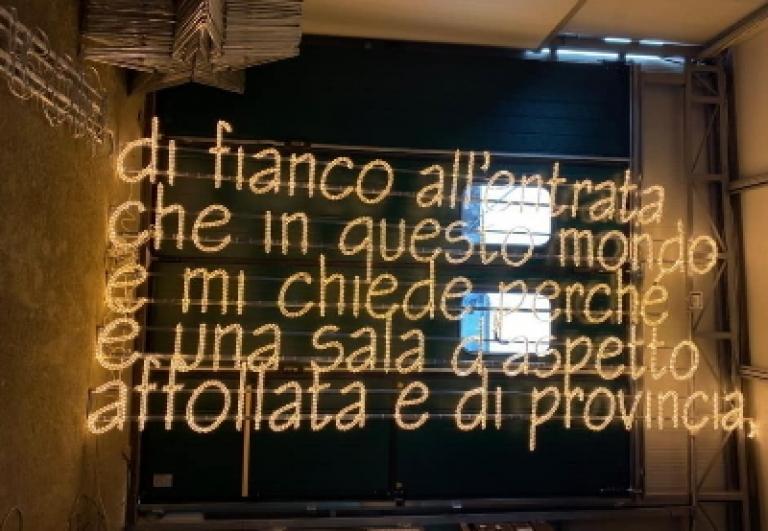 Luminarie via D'Azeglio