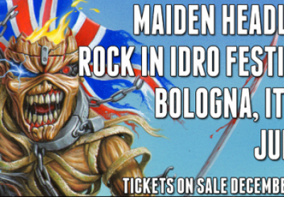iron maiden concerto