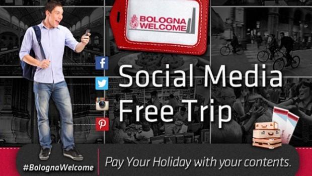 social media free trip 2013